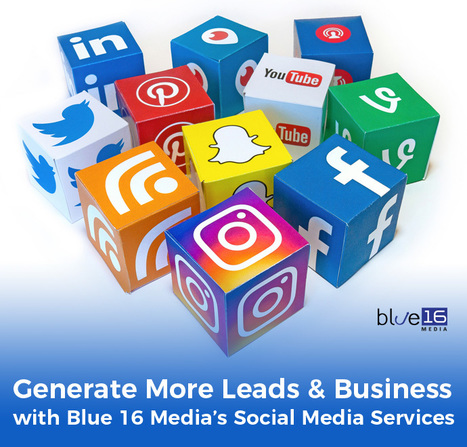 Blue 16 Media is an online business marketing company that helps in promoting and generating more business for you. Social media marketing is the process of gaining traffic or attention through social media sites like Facebook, Twitter, LinkedIn, Google+, Instagram and Pinterest. For more information, browse our website.