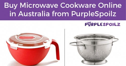 PurpleSpoilz brings you a unique collection of long-lasting, stylish microwave cookware that are heat-proof, dishwasher safe, and freezer-proof. We have the premium quality plastic bowls, rice and pasta cookers, soup mugs, tray, etc.