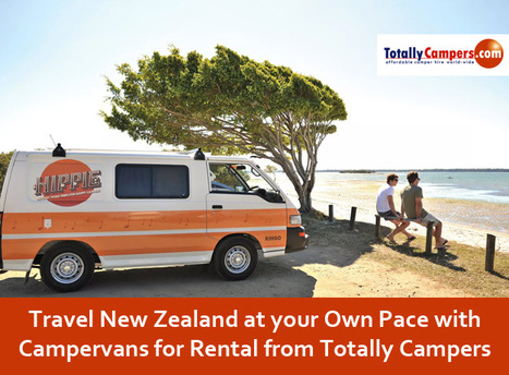 Get in touch with Totally Campers to rent your desired campervan or motorhome in New Zealand. We have a varied range of comfortable & luxurious vehicles for you to enjoy your holidays best.