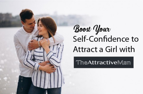 Failure in developing a strong, confident voice means you are weak, more feminine, and automatically turn her off. So, build yourself up with some powerful confidence boosters by joining coaching classes from The Attractive Man.